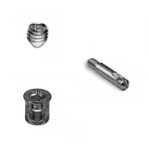 Möbelverbinder SET - 22 mm