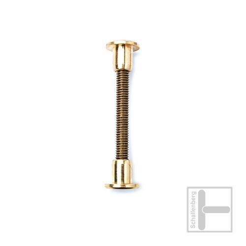 Teakholz-Möbelverbinder SET - 6 mm