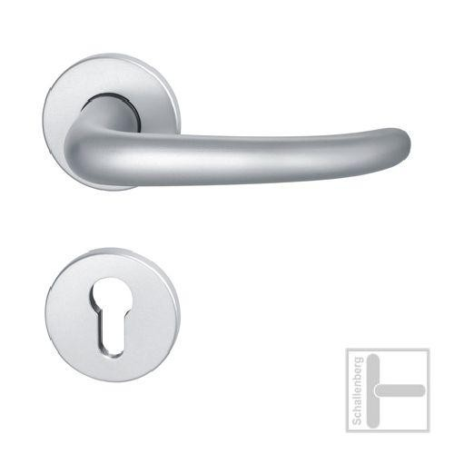 Türdrücker-Garnitur FSB-1023 | Aluminium