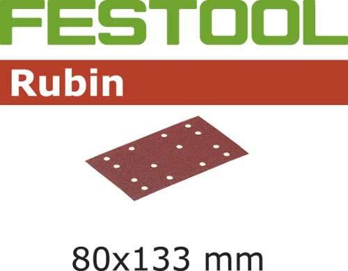 Schleifstreifen STF 80x133/14 RU/50