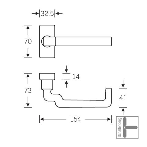 verkr pfter fh rahment rdr cker fsb 06 1134 bronze. Black Bedroom Furniture Sets. Home Design Ideas