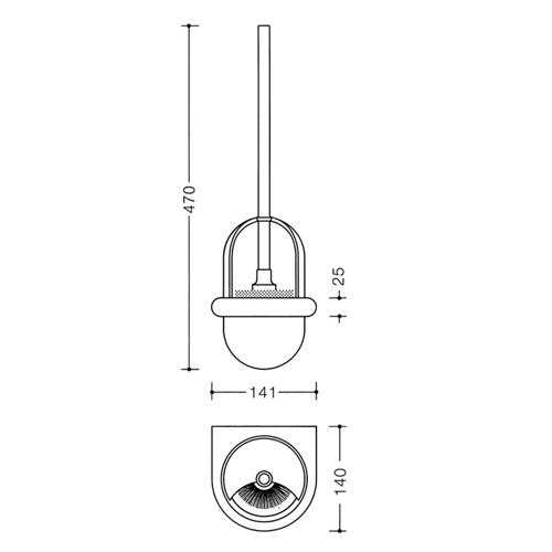 hewi wc b rstengarnitur. Black Bedroom Furniture Sets. Home Design Ideas