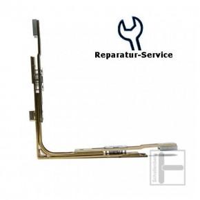 Reparatur-Service für Eckumlenkungen
