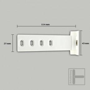 Kühlschrank-Schlepp-Scharnier