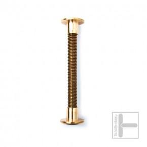 Teakholz-Möbelverbinder SET - 8 mm 30 mm
