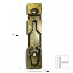 Kipp-Schließblech Roto 4823-6390