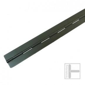 Stangenscharnier / Haubenband 40 mm Edelstahl