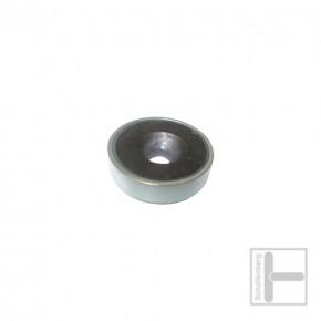 Rundmagnet 20 mm mit Loch
