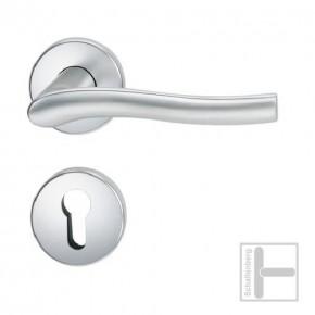 Türdrücker-Garnitur FSB-1028 | Aluminium