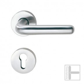 Türdrücker-Garnitur FSB-1147 | Aluminium