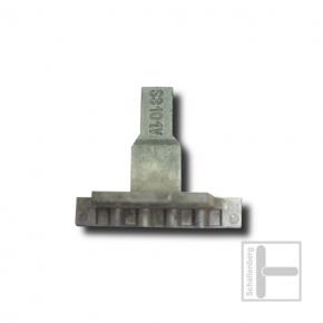 Zahnschieber Siegenia SI S3101V