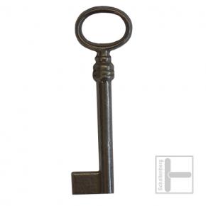 Möbelschlüssel Eisen patiniert 002.1110