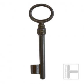 Möbelschlüssel Eisen patiniert 002.1111