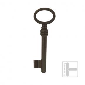 Möbelschlüssel Eisen patiniert 002.1112