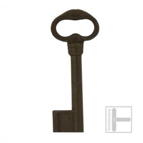 Möbelschlüssel Eisen patiniert 002.1113