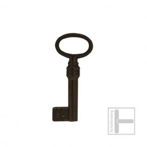 Möbelschlüssel Eisen patiniert 002.1114