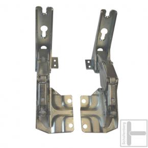 Kühlschrank/Gefrierscharnier 41,5 rechts + links