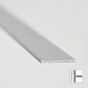 Leichtmetall Flachprofil 20mm 080 cm