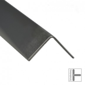 Winkelschiene Edelstahl 30x30mm