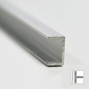 Leichtmetall U-Profil 10x19,5mm 080 cm