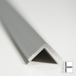 Leichtmetall Winkelprofil 20x20mm 080 cm