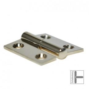Lappenband 601-40 Nickel