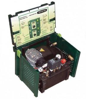Mobiler Kompressor AERO-Tainer 200