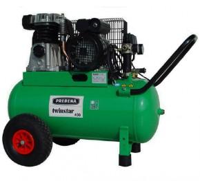 Mobiler Kompressor Twinstar 450